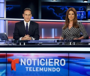 Jose Diaz Balart and Maria Celeste Arraras