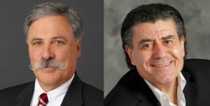 News Corp President Chase Carey and Univision Chairman Haim Saban threaten with taking their over the air networks to cable if Aereo pushes forward.