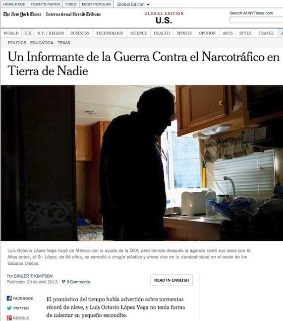 NYT-Spanish