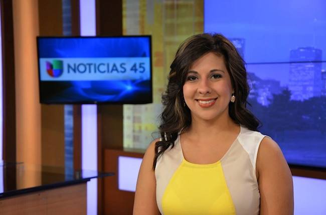 Maria Corrales Hired At Kriv From Univision Houston