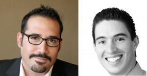 Robert Hernandez and Jose Zamora