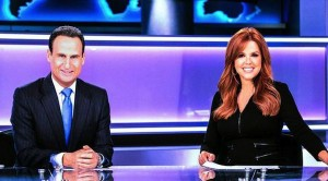 Jose Diaz-Balart and Maria Celeste Arraras