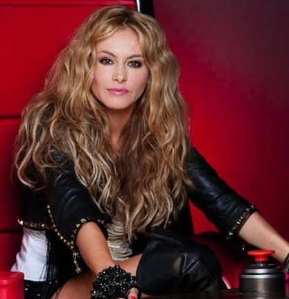 how tall is paulina rubio