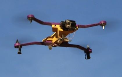 CNN drone