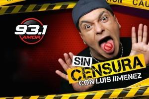 Sin Censura Luis Jimenez