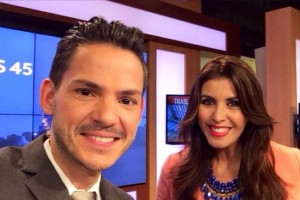 Arnaldo Rojas and Lizzet Lopez