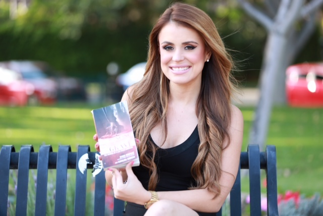Carolina Sarassa releases first book