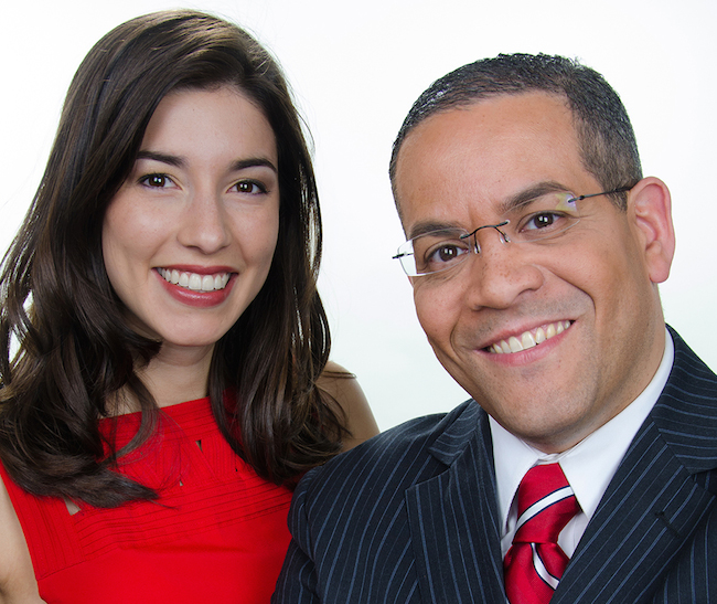 Sánchez and Avilés to anchor new RTV6 newscast