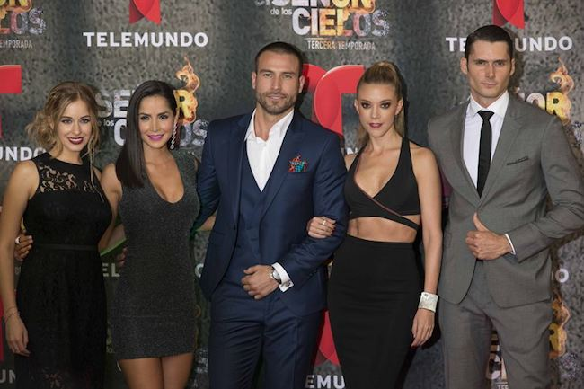 Telemundo super series premiere breaks records