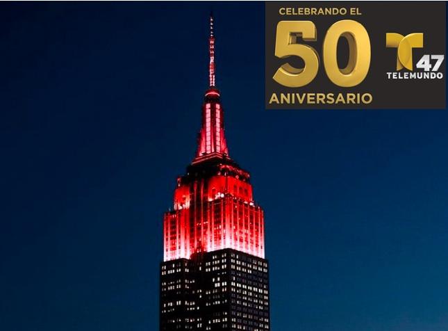 NY's Telemundo 47 turns 50