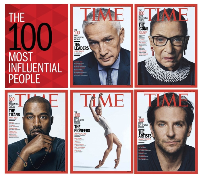 Jorge Ramos makes Time's 100 influential list