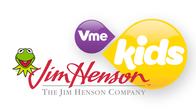 Vme Kids partners with The Jim Henson Company