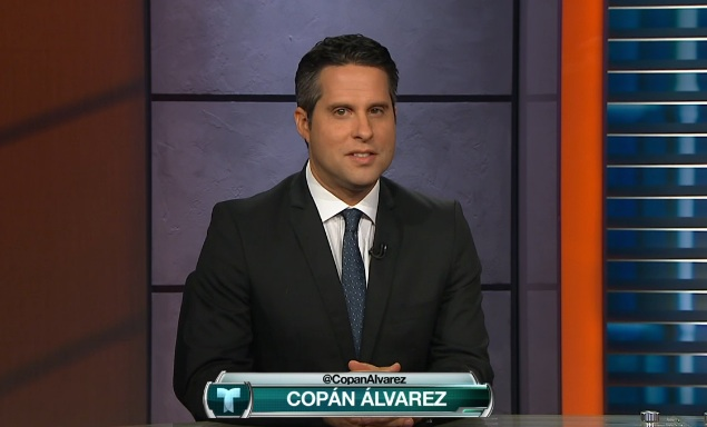 NBC Deportes hires Álvarez, announces talent for FIFA events