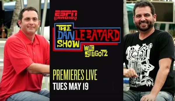 Fusion sets debut date for Dan Le Batard show