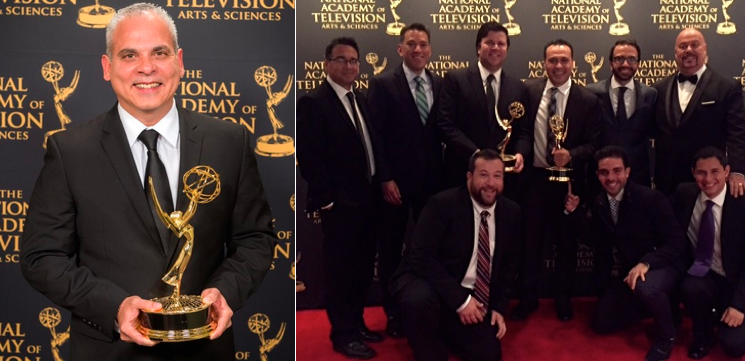 ESPN Deportes, Univision win Sports Emmys