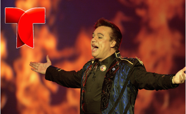 Telemundo to air Juan Gabriel bio series