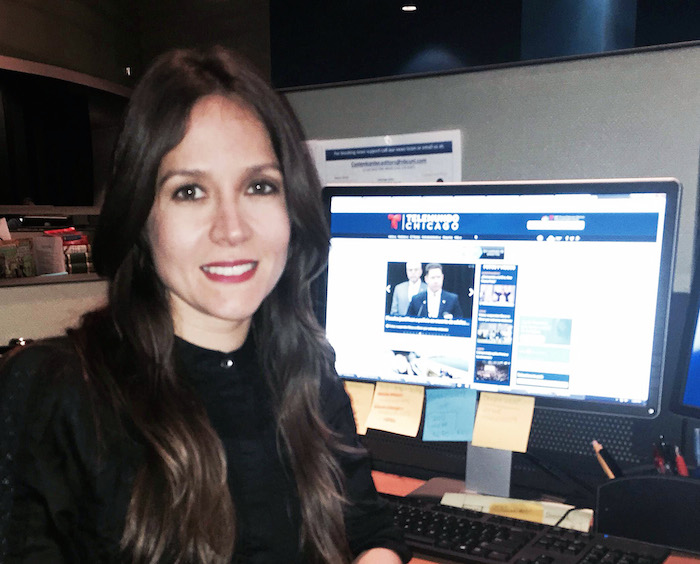 Miner Lugo named Web Editor at WSNS