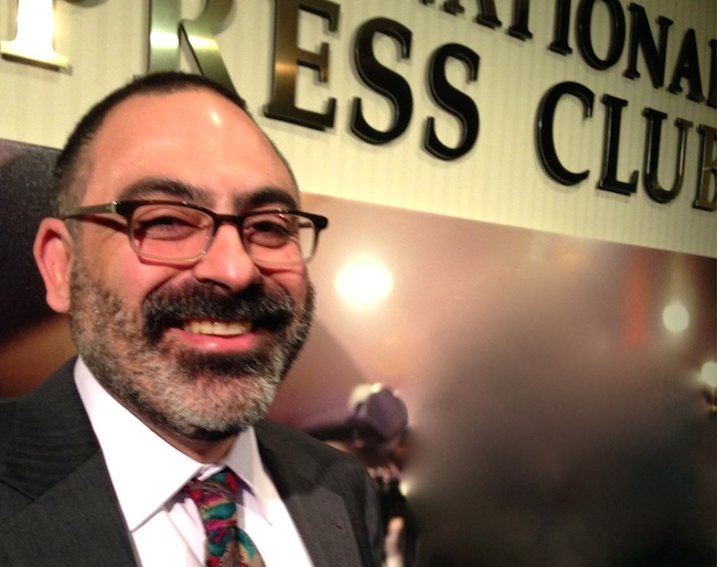 CBS Radio promotes Sánchez