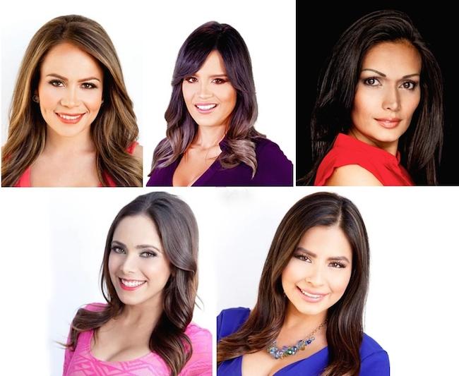 Estrella TV promotes, shuffles on-air talent