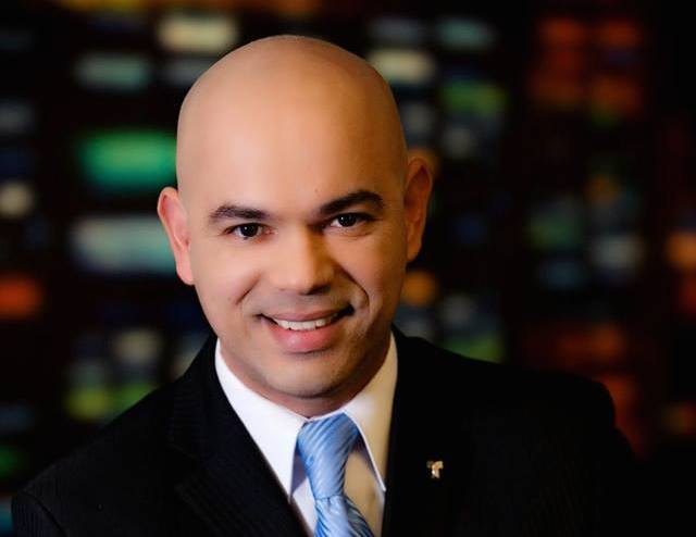 Castro resigns as KDEN weather anchor - Javier_Castro