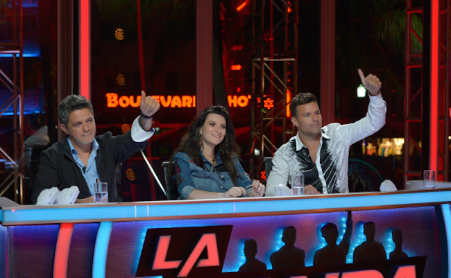 "Univision's ""La Banda"" kicks off with 4 million viewers"