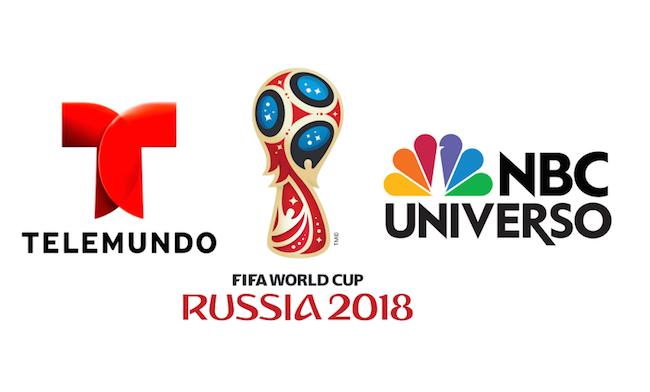Telemundo and NBC Universo begin World Cup countdown