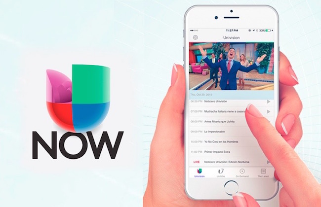 Univision launches paid video streaming service