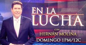 Hernan Molina En la lucha