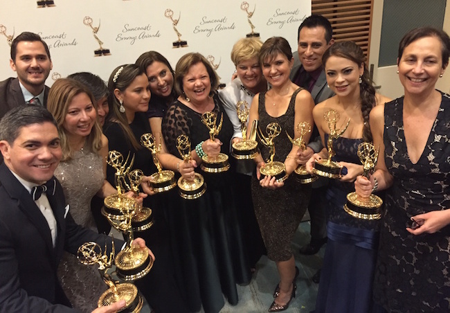 Telemundo wins big at Suncoast Chapter Emmys