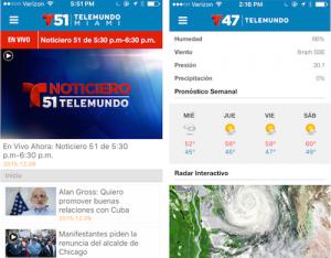 Telemundo local apps