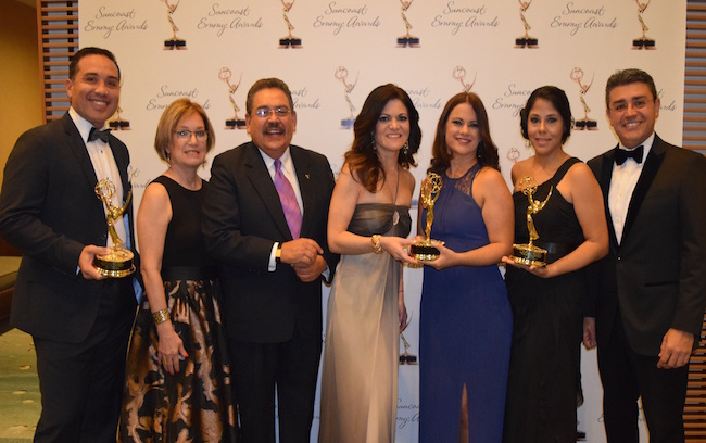 Telemundo Puerto Rico Emmy 2015