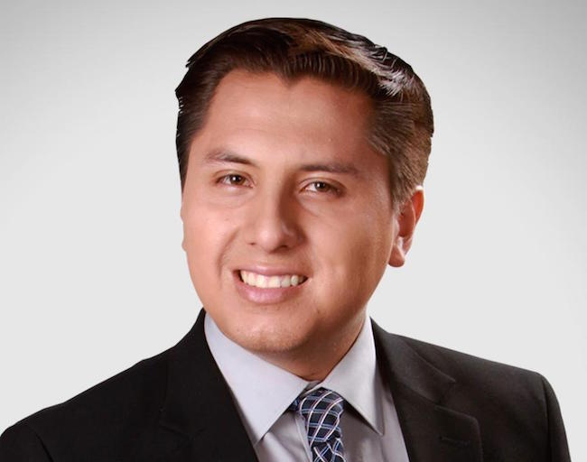Benavides joins WNJU as reporter