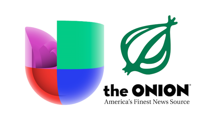 Univision acquires stake in The Onion
