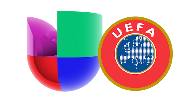 Univision grabs UEFA soccer rights from ESPN