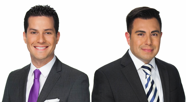 Sotelo, Ramírez host new Telemundo 48 sports show
