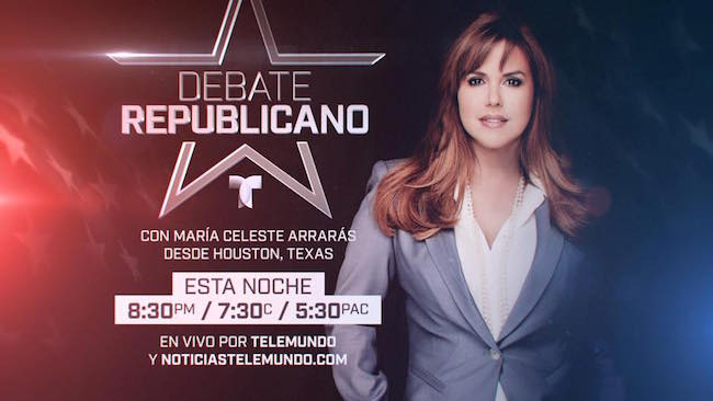 Telemundo local stations gear up for RNC debate