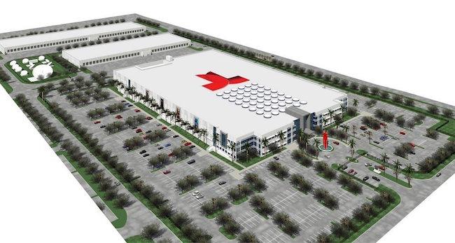 Telemundo unveils plans for new headquarters