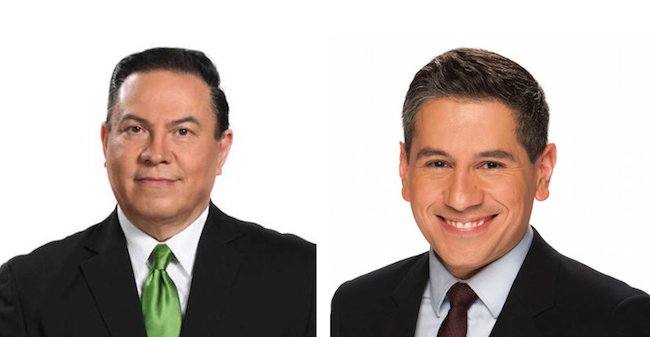Ugalde off anchor desk; Mendoza moves to weekend slot at KMEX