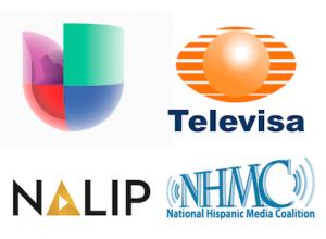 Univision, Televisa, NHMC, NALIP