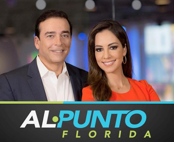 """Univision launches """"Al Punto Florida"""""""