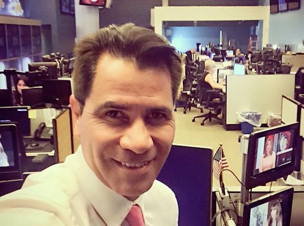 Rivera hired at Telemundo