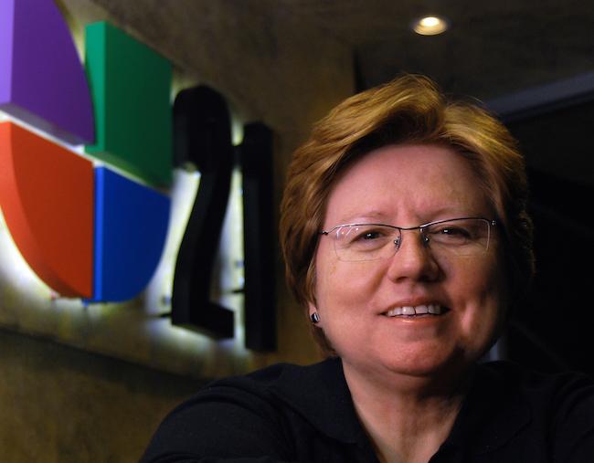Former Univision GM María Gutiérrez dies