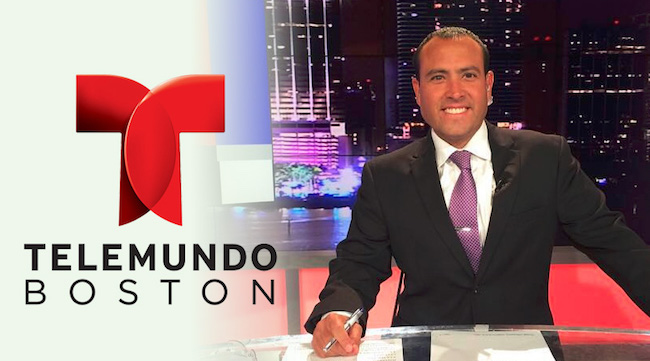 Castro-Amaré moves to Telemundo Boston