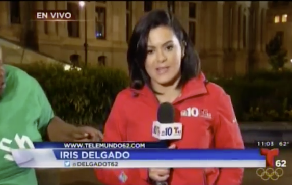 Reporter Iris Delgado's attacker pleads guilty