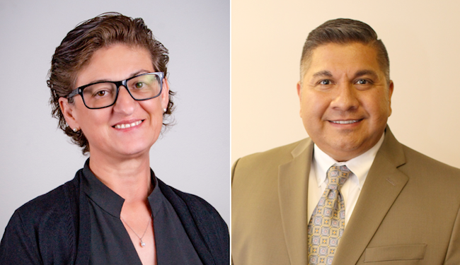 Entravision names Navarrete and Morales sales team SVPs
