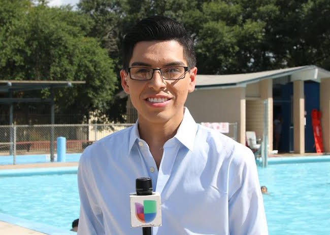 Torres returns to San Antonio as weather anchor for Univision