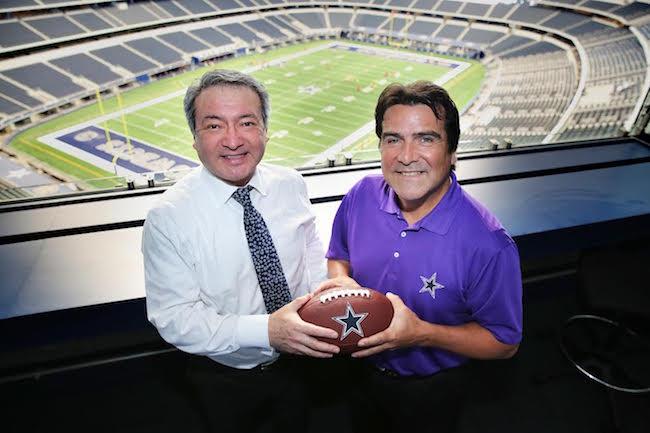 Azteca América signs deal to air Dallas Cowboys games in Texas
