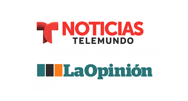 Telemundo partners with La Opinión for news content