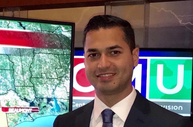 Univision Houston adds meteorologist Ortiz Rodríguez
