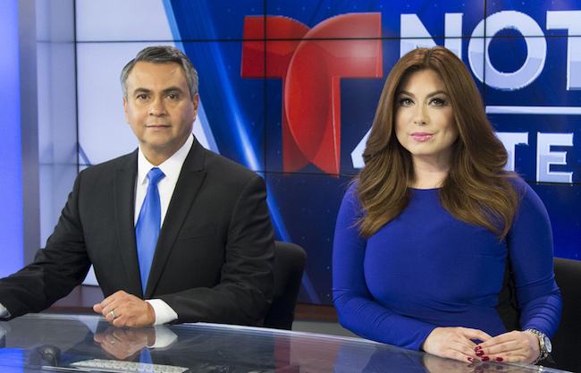 Bayona and Garza named anchors of KSTS' 5 pm newscast